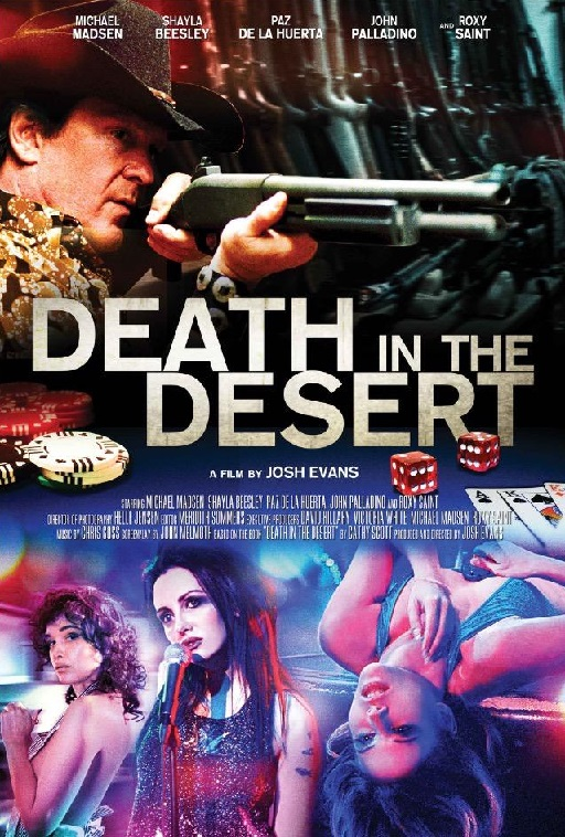2015 Chris Goss Death in the Desert