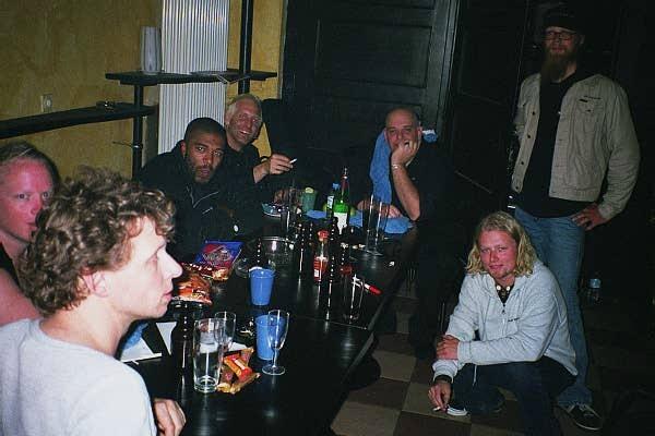 2007 Brendon Mcnichol Masters Of Realtiy De